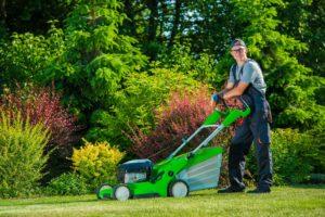 lawn cutting service matthews nc