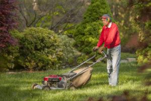 lawn mowing service matthews nc
