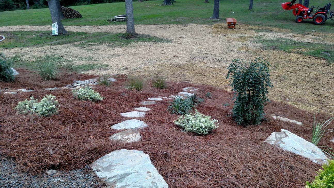 mint hill landscaping company, landscapers in mint hill